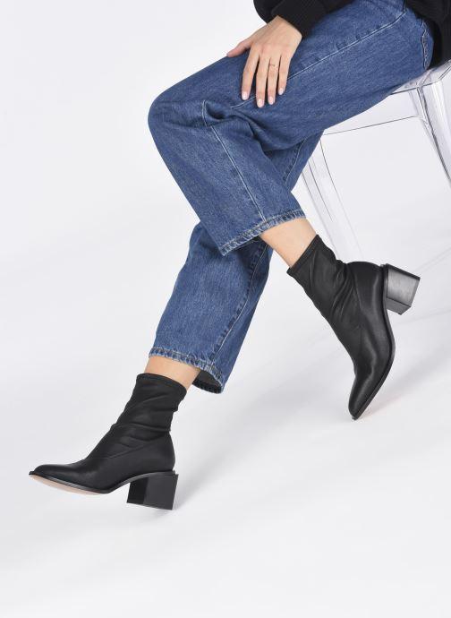 Boots en enkellaarsjes Clergerie XIA Zwart onder