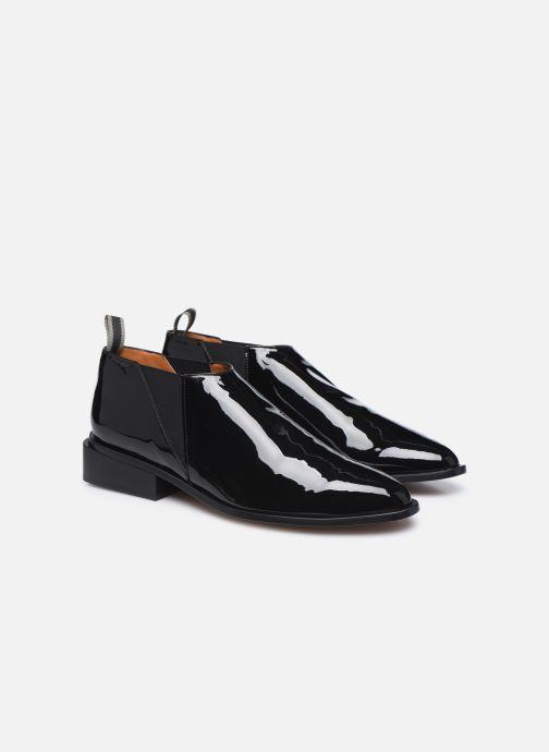 Boots en enkellaarsjes Clergerie XEVER Zwart 3/4'