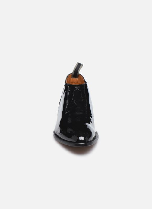 Botines  Clergerie XEVER Negro vista del modelo