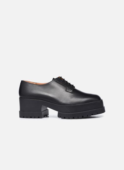 Zapatos con cordones Clergerie WONIE LIGHT Negro vistra trasera