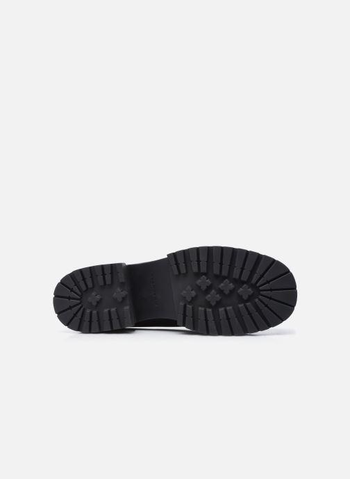 Zapatos con cordones Clergerie WONIE LIGHT Negro vista de arriba