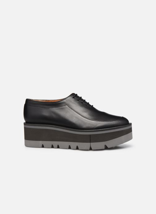 Zapatos con cordones Clergerie BREW Negro vistra trasera