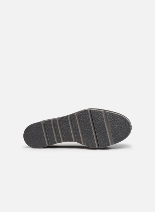 Zapatos con cordones Clergerie BREW Negro vista de arriba