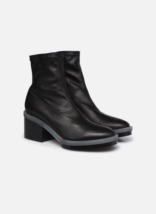 Bottines et boots Clergerie EMYA STRETCH Noir vue 3/4