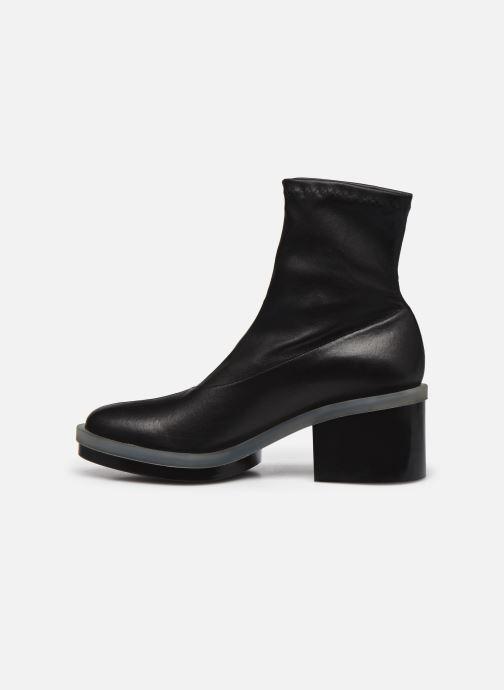 Bottines et boots Clergerie EMYA STRETCH Noir vue face