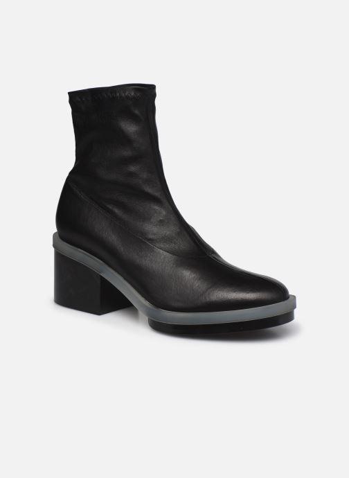 Bottines et boots Clergerie EMYA STRETCH Noir vue détail/paire
