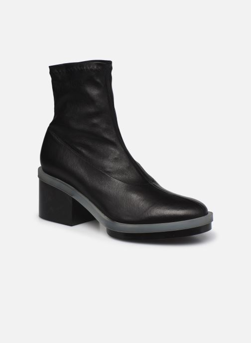 Stiefeletten & Boots Clergerie EMYA STRETCH schwarz detaillierte ansicht/modell