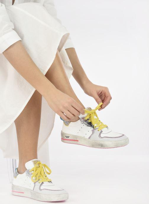 Sneakers Semerdjian SONA Wit onder