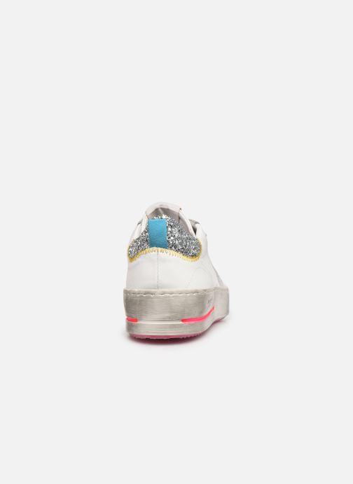 Sneakers Semerdjian SONA Wit rechts
