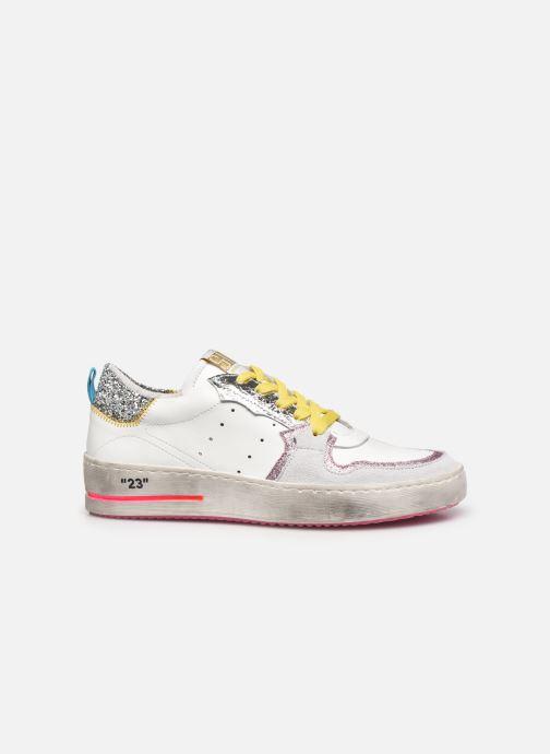 Sneakers Semerdjian SONA Wit achterkant