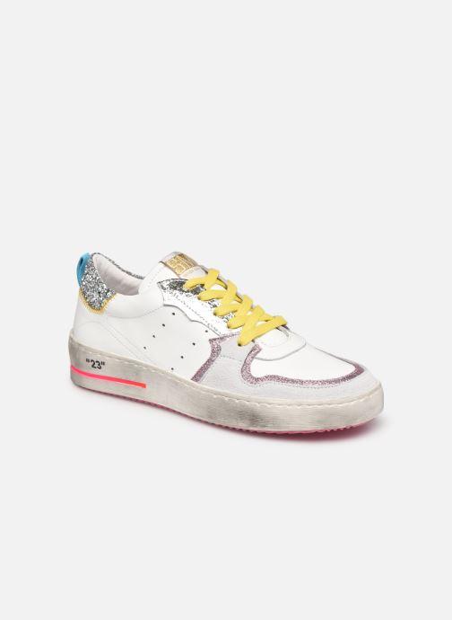 Sneakers Semerdjian SONA Wit detail