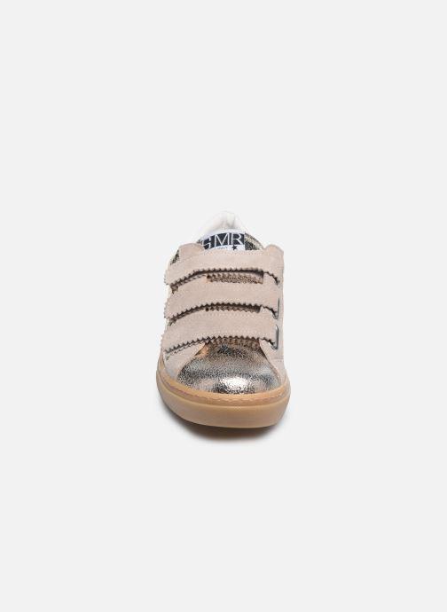Sneakers Semerdjian DONIG Goud en brons model