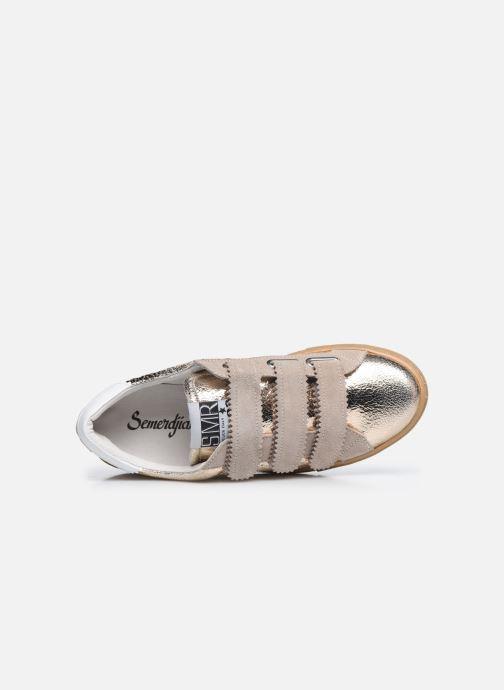 Sneakers Semerdjian DONIG Goud en brons links