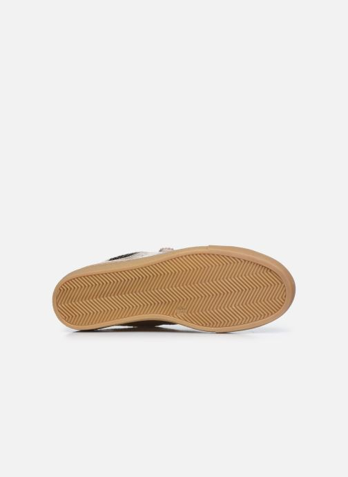 Sneakers Semerdjian DONIG Goud en brons boven