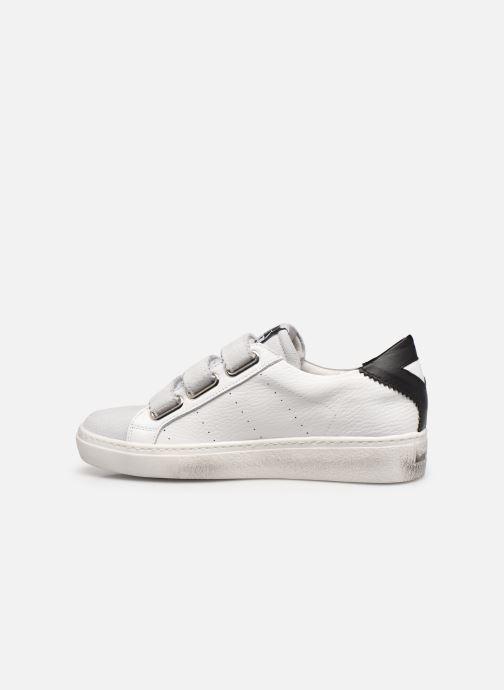 Sneakers Semerdjian DONIG Wit voorkant