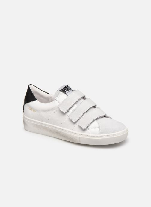 Sneakers Semerdjian DONIG Wit detail
