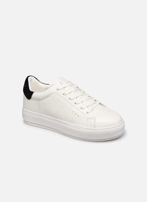 Baskets Kurt Geiger LANEY Blanc vue détail/paire