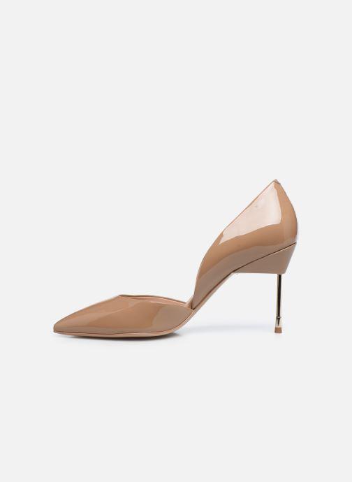 Zapatos de tacón Kurt Geiger BOND 90 Beige vista de frente