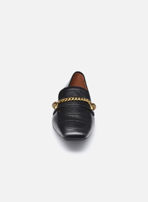 Mocassins Kurt Geiger CAMILLA Noir vue portées chaussures