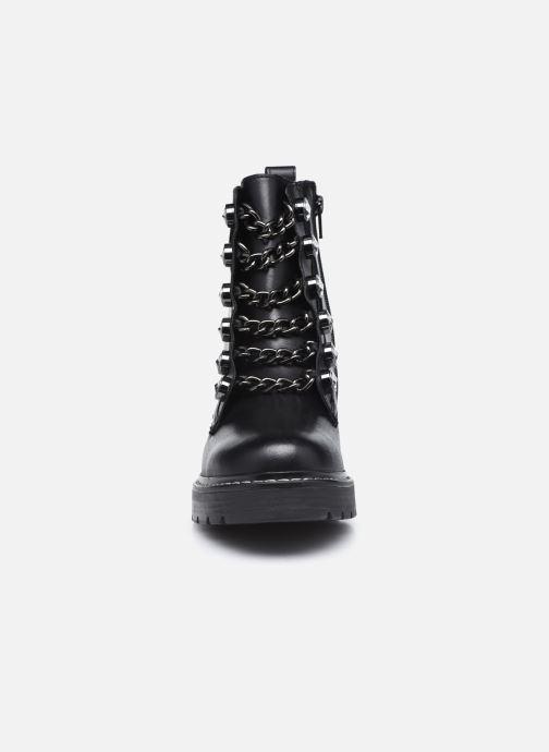 Bottines et boots Kurt Geiger BAX 2 Noir vue portées chaussures