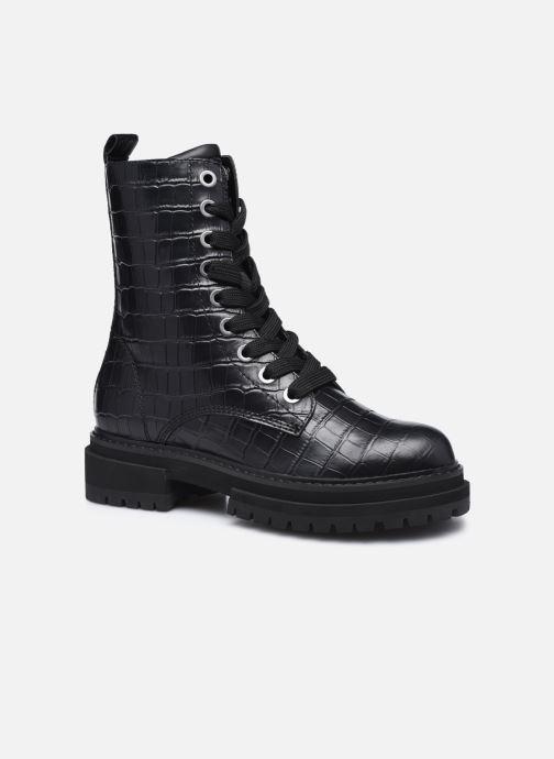 Bottines et boots Kurt Geiger SIVA Noir vue détail/paire