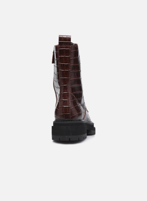 Bottines et boots Kurt Geiger SIVA Bordeaux vue droite