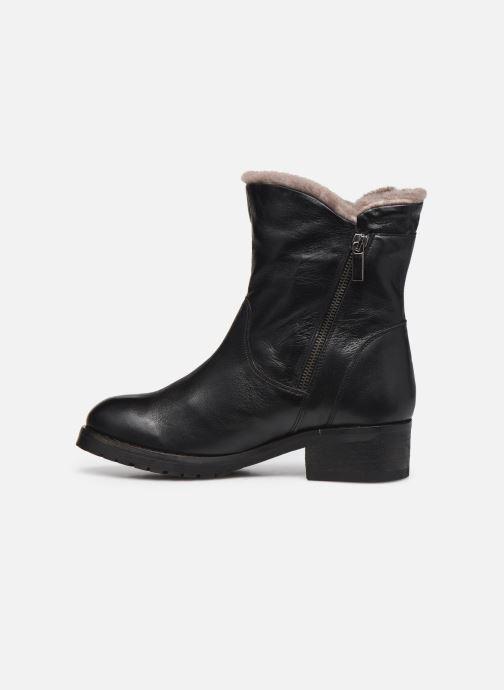 Bottines et boots Kurt Geiger SOLAR Noir vue face