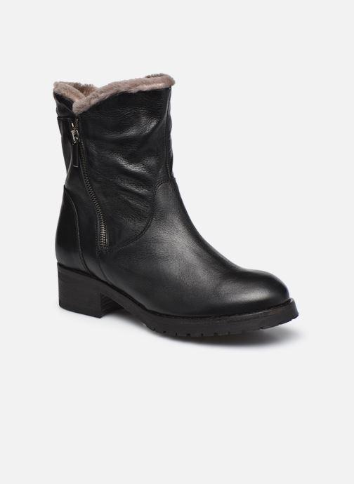 Bottines et boots Kurt Geiger SOLAR Noir vue détail/paire