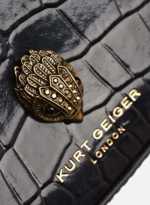 Sacs à main Kurt Geiger RICHMOND CROSS BODY Noir vue gauche
