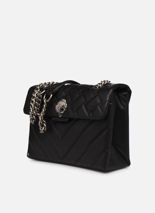Handtaschen Kurt Geiger RECYCLED KENSINGTON schwarz schuhe getragen