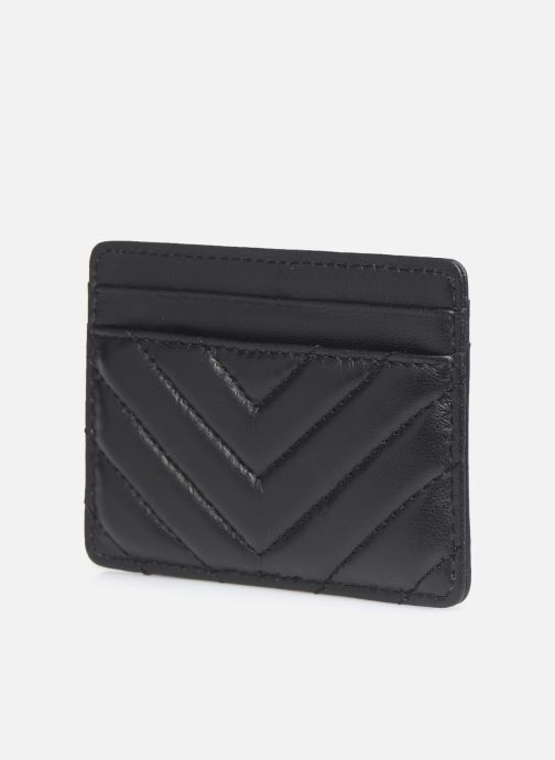 Petite Maroquinerie Kurt Geiger CARD HOLDER Noir vue droite