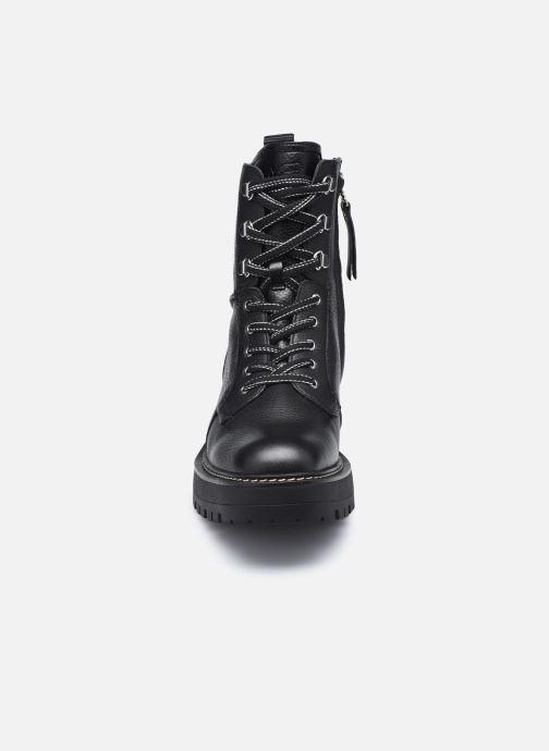 Bottines et boots Sam Edelman Laurie Noir vue portées chaussures