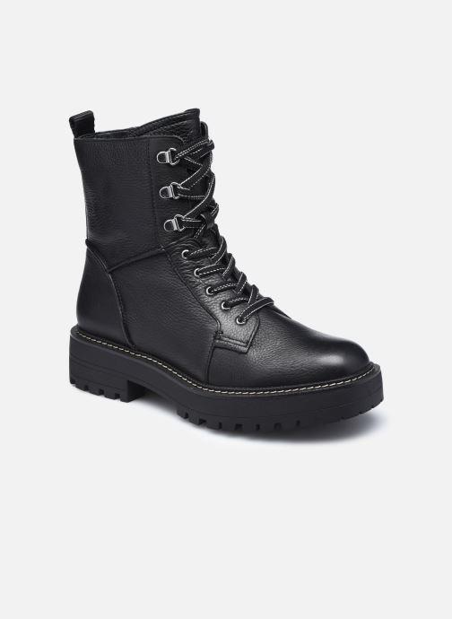 Bottines et boots Sam Edelman Laurie Noir vue détail/paire