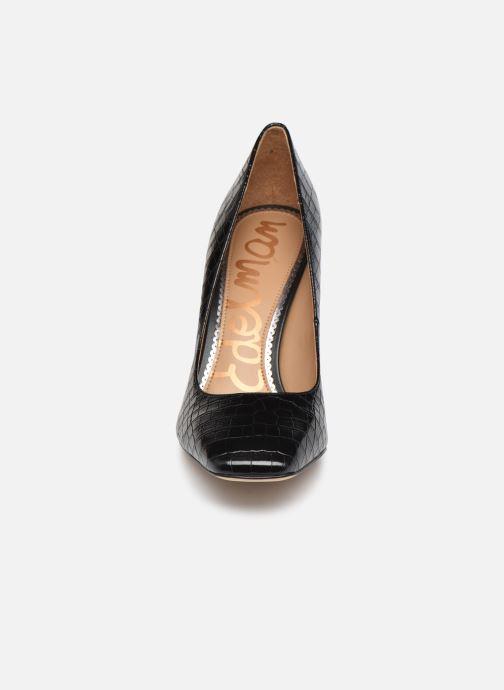 Zapatos de tacón Sam Edelman BETH Negro vista del modelo