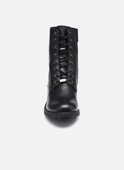 Bottines et boots Les Tropéziennes par M Belarbi LAYA Noir vue portées chaussures