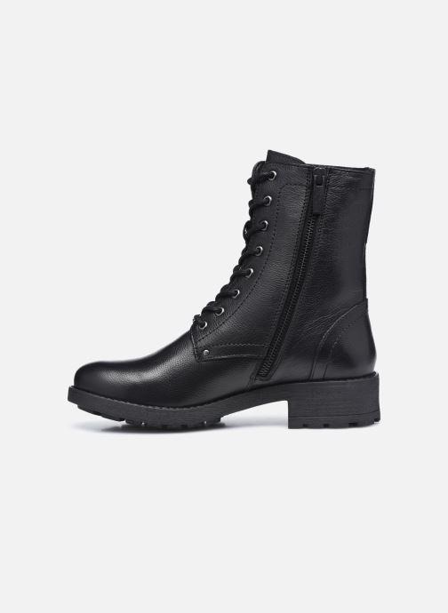 Bottines et boots Les Tropéziennes par M Belarbi LAYA Noir vue face