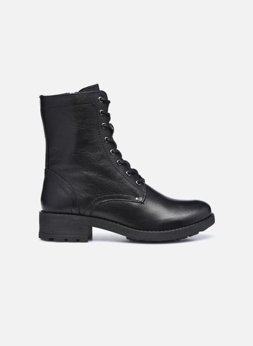 Bottines et boots Les Tropéziennes par M Belarbi LAYA Noir vue derrière