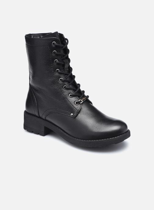 Bottines et boots Les Tropéziennes par M Belarbi LAYA Noir vue détail/paire