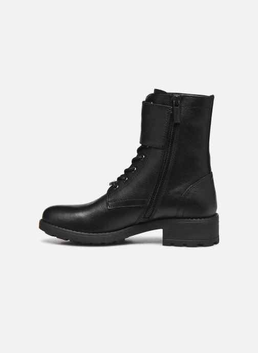 Bottines et boots Les Tropéziennes par M Belarbi LACIS Noir vue face