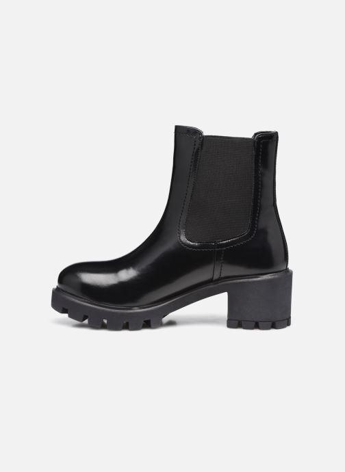 Stiefeletten & Boots Les Tropéziennes par M Belarbi ZANGE schwarz ansicht von vorne