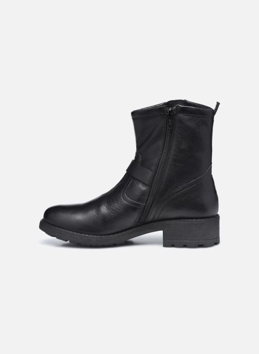 Bottines et boots Les Tropéziennes par M Belarbi LOOKY Noir vue face