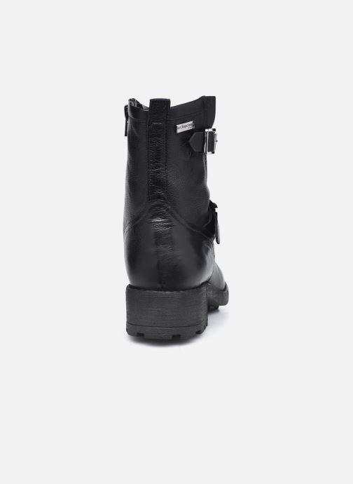 Bottines et boots Les Tropéziennes par M Belarbi LOOKY Noir vue droite
