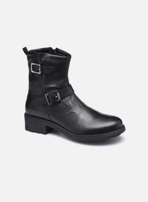 Bottines et boots Les Tropéziennes par M Belarbi LOOKY Noir vue détail/paire