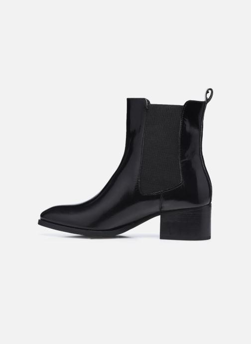 Bottines et boots Les Tropéziennes par M Belarbi LING Noir vue face