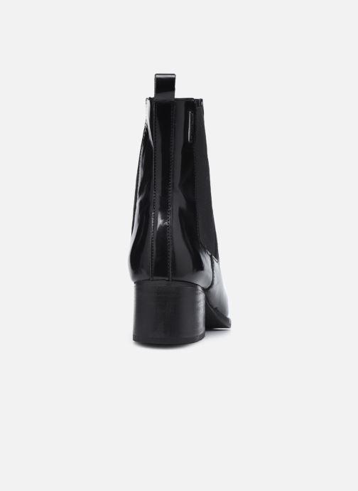 Bottines et boots Les Tropéziennes par M Belarbi LING Noir vue droite