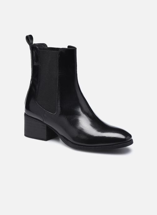 Bottines et boots Les Tropéziennes par M Belarbi LING Noir vue détail/paire