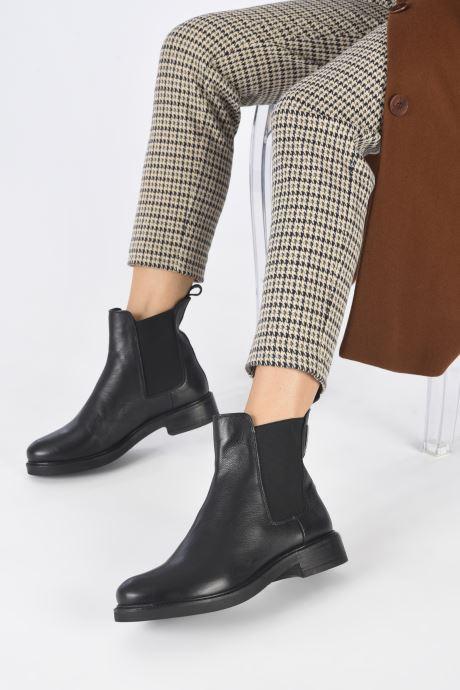 Stiefeletten & Boots Les Tropéziennes par M Belarbi LOPIE schwarz ansicht von unten / tasche getragen