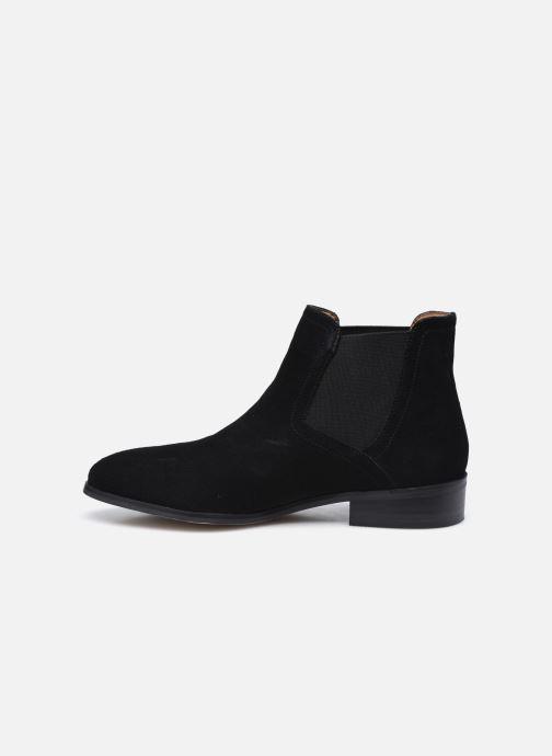 Bottines et boots Les Tropéziennes par M Belarbi UZOU Noir vue face