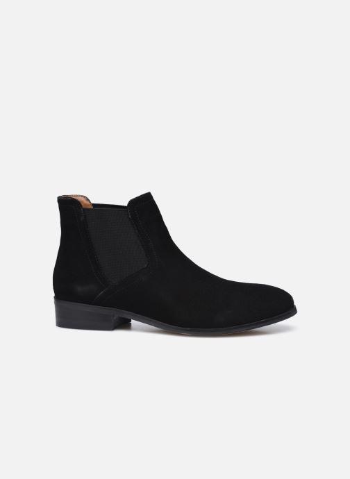 Bottines et boots Les Tropéziennes par M Belarbi UZOU Noir vue derrière