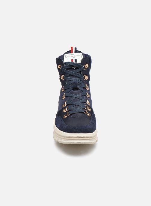 Stiefeletten & Boots Les Tropéziennes par M Belarbi CAKE blau schuhe getragen